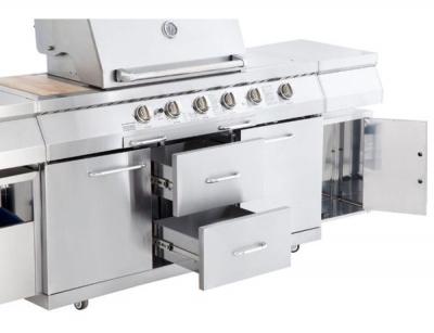 Außenküche Mit Gasgrill : Großer gasgrill außenküche kj auktion maschinen auktionen