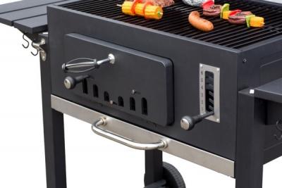 Gas Oder Holzkohlegrill : Gas kohle grill kombination gas grill grill lies den rtigen art