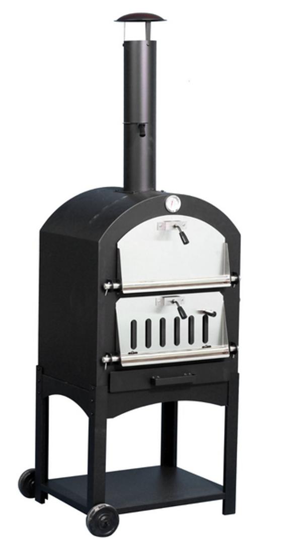 g3ferrari g10032 pizzamaker ofen napoletana mit einem. Black Bedroom Furniture Sets. Home Design Ideas